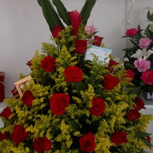 Chocolates y rosas en valledupar