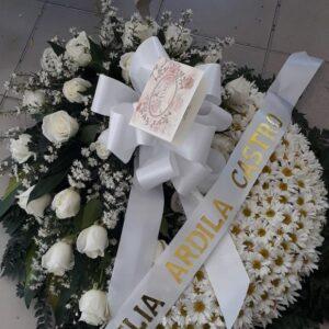 Flores fúnebres en valledupar