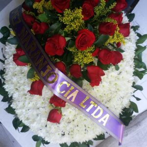 Coronas fúnebres en valledupar