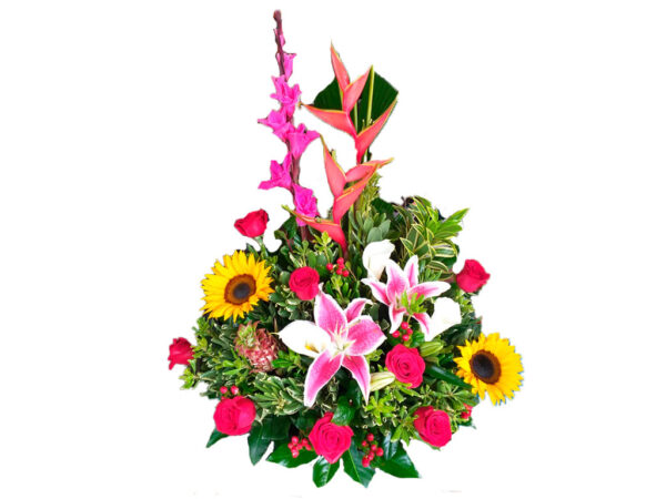 Flores para cumpleaños en valledupar