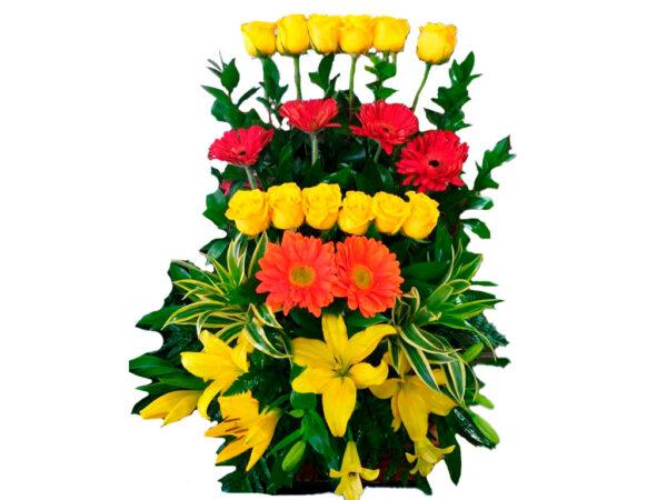 Diseños florales en Valledupar