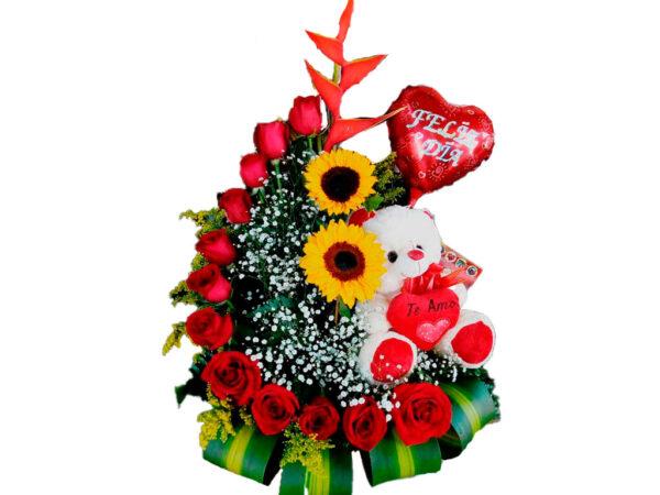 Rosas para regalar en Valledupar