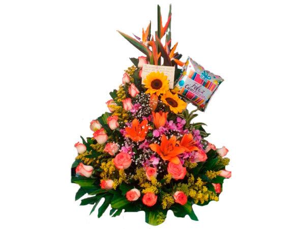 Florerías en la paz cesar