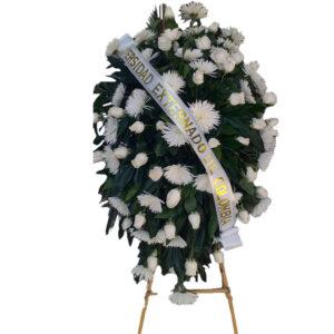 Ramos fúnebres en la paz cesar.