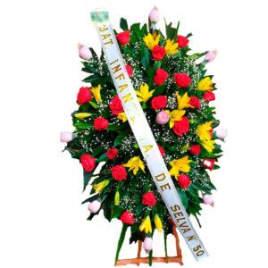 Sudarios fúnebres en Valledupar