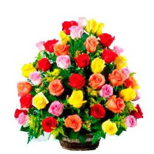 Rosas surtidas en Valledupar