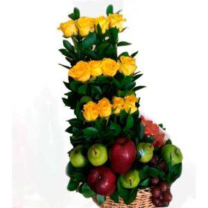 Rosas con frutas valledupar