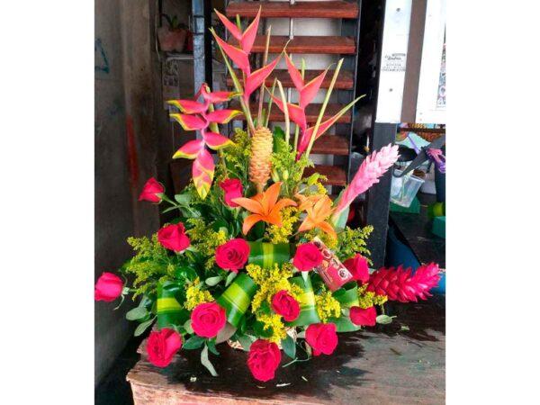 Rosas y flores en valledupar