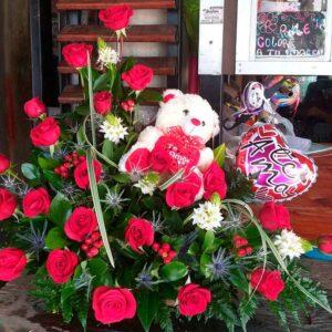 Rosas a domicilio valledupar