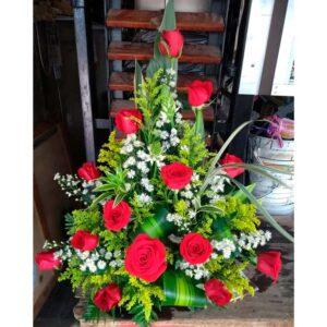Ramos florales en rosas enValledupar