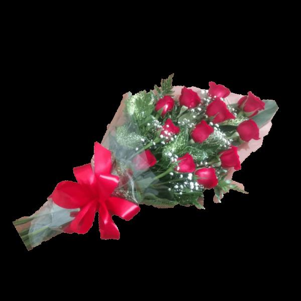Ramillete de rosas en Valledupar