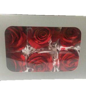 Cajas de rosas preservadas en valledupar